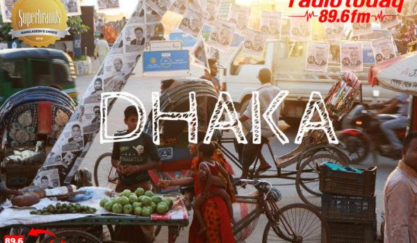 Flying Into Dhaka – First Impressions of Bangladesh