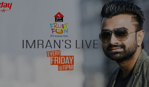 RADIO TODAY Imran's Live